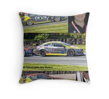 Rob Collard- BTCC Throw Pillow