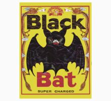 BIG BLACK BAT by sashakeen