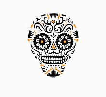 Sugar Skull SF -  on white Unisex T-Shirt