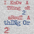 thing or 2 by Gale Distler