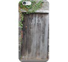 The Secret Garden iPhone Case/Skin