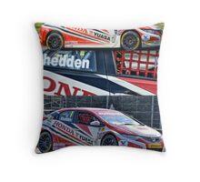 Gordon Sheddon - BTCC Throw Pillow