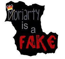 Moriarty is a Fake by shadesofnerd