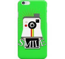 Smile For The Camera iPhone Case/Skin