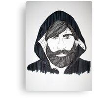 Jason Schwartzman Canvas Print
