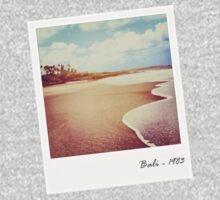 Bali beach 1983 by WAMTEES