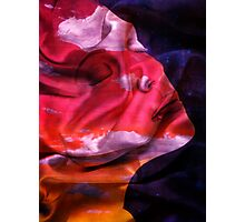 Unfolding Naturally Photographic Print
