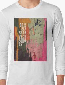 Grizzly Bear Veckatimest Long Sleeve T-Shirt