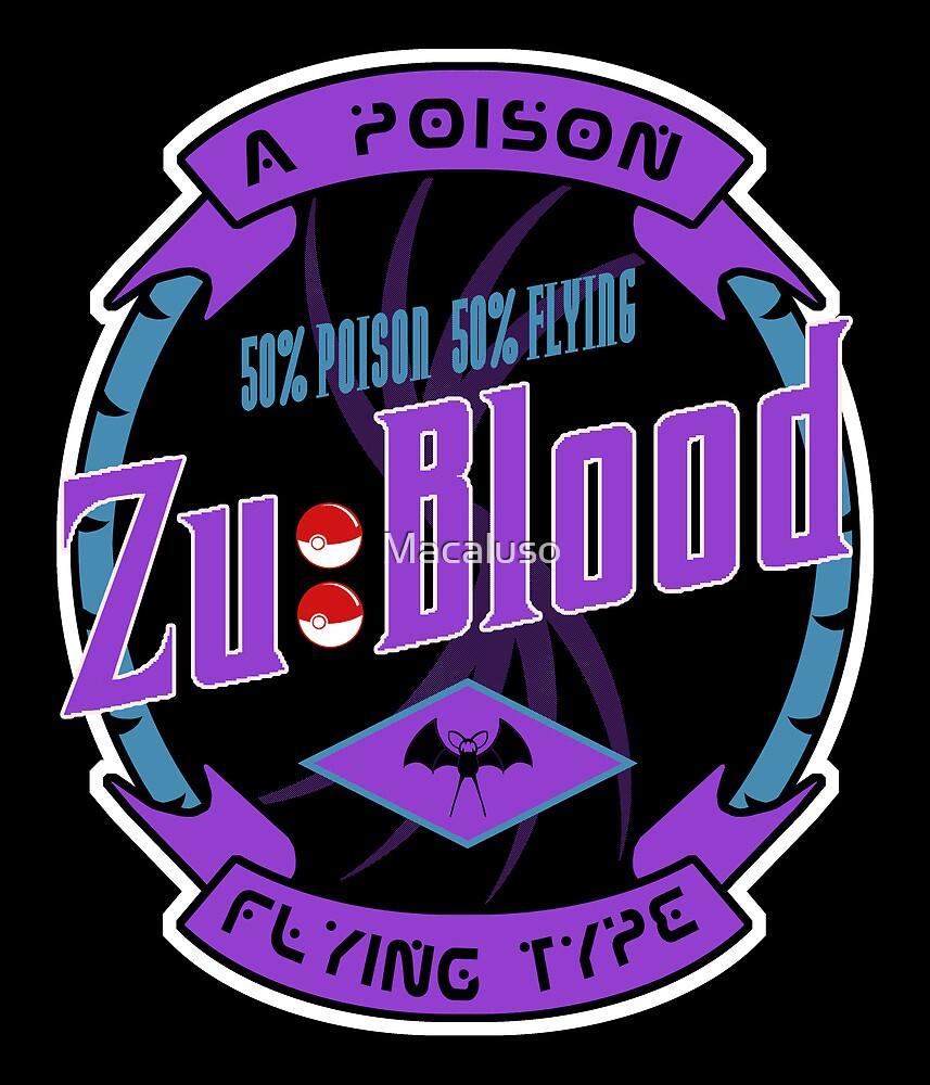 Zu Blood by Macaluso