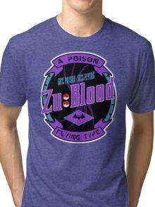 Zu Blood Tri-blend T-Shirt