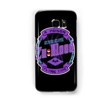 Zu Blood Samsung Galaxy Case/Skin
