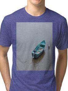 The Green Boat Tri-blend T-Shirt