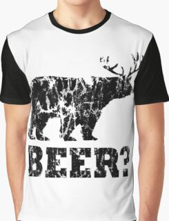 Beer? (Alter. Version) Graphic T-Shirt