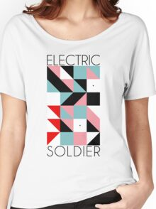 Electric Soldier: Porygon Women's Relaxed Fit T-Shirt
