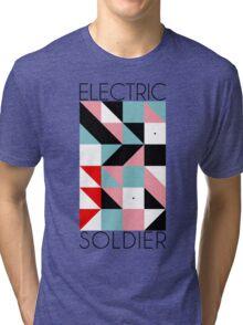 Electric Soldier: Porygon Tri-blend T-Shirt