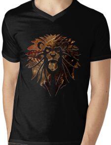 Guild Wars 2 - Black Lion Mens V-Neck T-Shirt