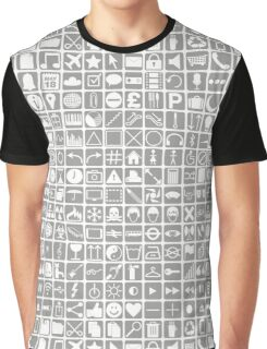 Icons Graphic T-Shirt