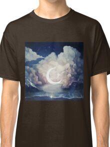 upon the sky-foam. Classic T-Shirt