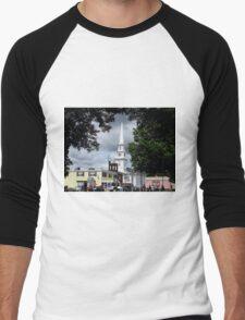 After the parade Men's Baseball ¾ T-Shirt