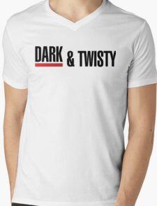 Grey's Anatomy -  Dark & Twisty Mens V-Neck T-Shirt