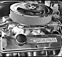 Chevy Engine by tvlgoddess