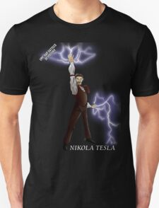 Epic Rap Battles - Nikola Tesla Unisex T-Shirt