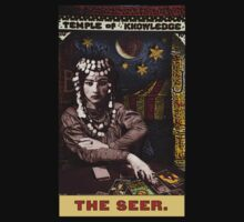 The Seer: Circus Tarot by Duck Soup Productions by DuckSoupDotMe