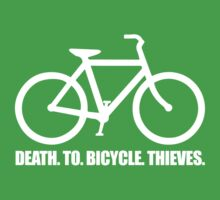 Death. To. Bicycle. Thieves. (dark) by PaulHamon