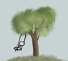 tree swing by marinatbooth