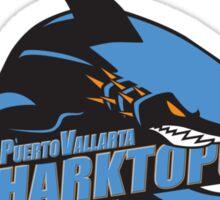 Puerto Vallarta Sharktopuses Sticker