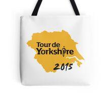 Tour de Yorkshire 2015 Tote Bag