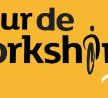 Tour de Yorkshire 2015 Sticker