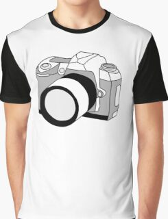 camera t-shirt Graphic T-Shirt