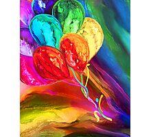 Rainbow Chaser Photographic Print
