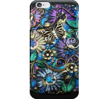 Butterfly Garden Fantasy iphone ipod Cover iPhone Case/Skin
