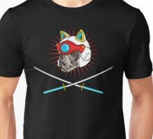 PIZZA CAT SKULL LOGO Unisex T-Shirt