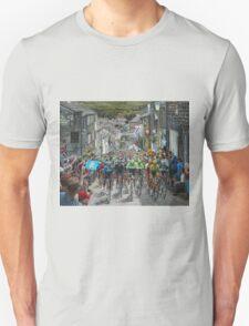 Climb through Haworth Unisex T-Shirt