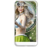 Fairy fields iPhone Case/Skin