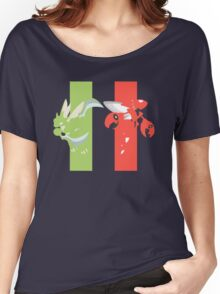 RG: Scyther - Scizor Women's Relaxed Fit T-Shirt