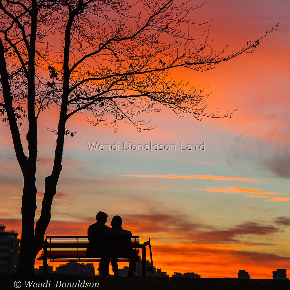 Sunset Dreams by Wendi Donaldson Laird