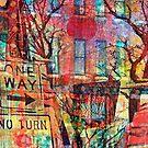 Urban One Way by susan stone