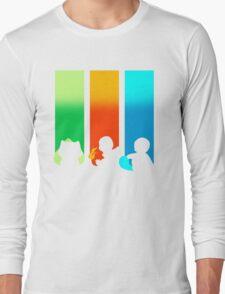 RGB: Bulbasaur, Charmander, Squirtle T-Shirt