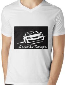 Genesis Coupe Stance Mens V-Neck T-Shirt