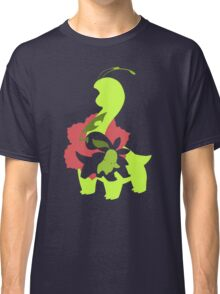 Chikorita - Bayleef - Meganium Classic T-Shirt