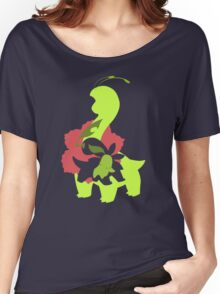 Chikorita - Bayleef - Meganium Women's Relaxed Fit T-Shirt