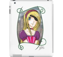 Chasm in the City iPad Case/Skin