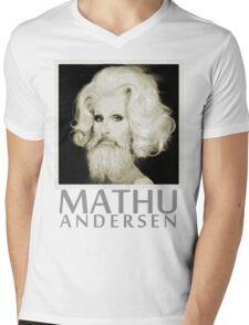 Makeup Artist Mathu Andersen Mens V-Neck T-Shirt