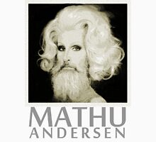 Makeup Artist Mathu Andersen Womens Fitted T-Shirt