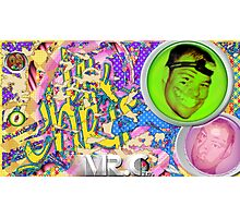 """Mr. Chris""  Photographic Print"