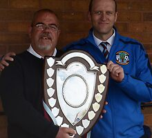 Cuddington FC - Crewe Junior Shield Winners 2013 by Matt Eagles